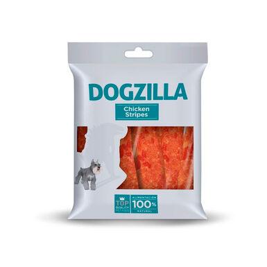 Dogzilla Tiras de Frango 100gr Snack para Cão