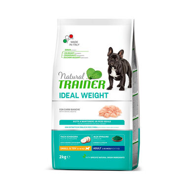 Natural Trainer Ideal Weight Mini pienso para perros 2 kg