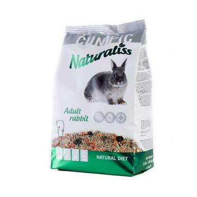 Alimento Naturaliss de Cunipic para Conejo Adulto 1.4-1.8kg