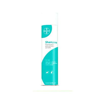 Champú de espuma seca Bayer 300 ml
