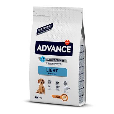Affinity Advance Mini Light frango e arroz 3 kg