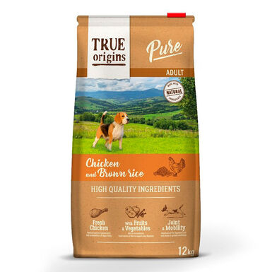 True Origins Pure Dog Adult Frango