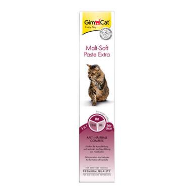 Pasta de malte Extra-Soft GimCat para gatos 50gr