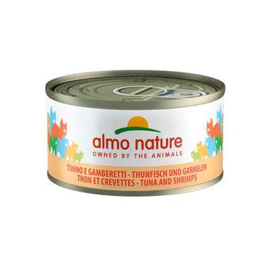 Pack 24 Latas Alimento húmido Almo Nature Legend para gatos 70 g