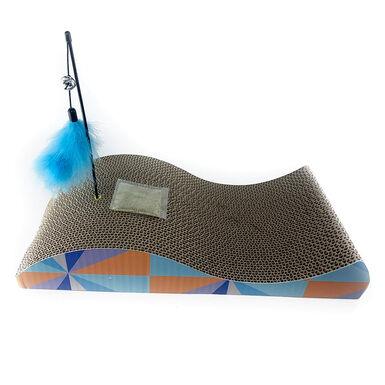 Rascador Scratch & Play Surf de Catshion
