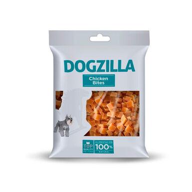 Dogzilla Bites Frango 100g Snack para Cão