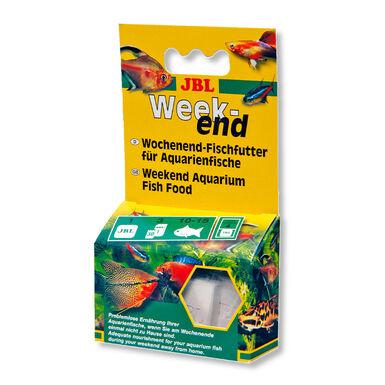 JBL Weekend Alimento para peces ornamentales