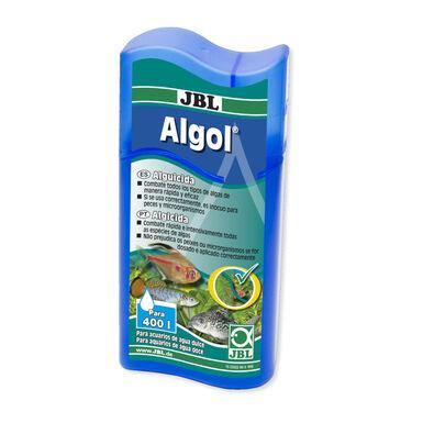 JBL Algol para eliminar las algas