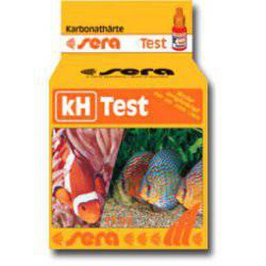 Sera test de kH test agua para acuario