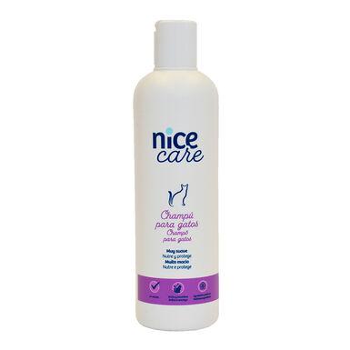 Champô muito suave para gato Nice Care 300 ml