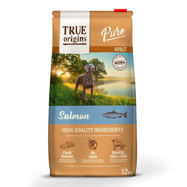 True Origins Pure Dog Adult Salmão