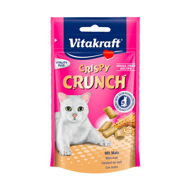 Vitakraft Crispy Crunch snacks de malte 60 g