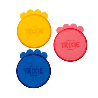 Tampas herméticas Trixie para alimento húmido