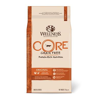 Wellness Core gato pollo y pavo 1,75 kg