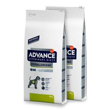 Affinity Advance Veterinary Diet Hypoallergenic - 2x10 kg Pack Poupança