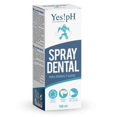Yes!PH spray bucal cuidado dental para perros y gatos