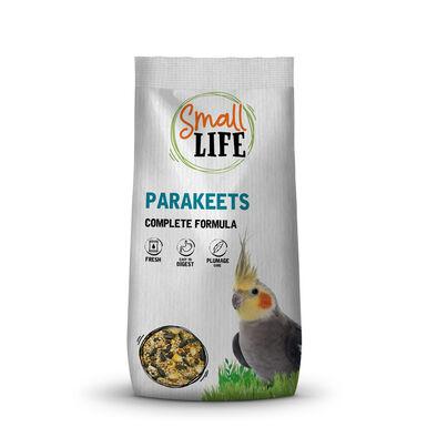 Alimento Premium Gama Small Life para Ninfas 1 kg