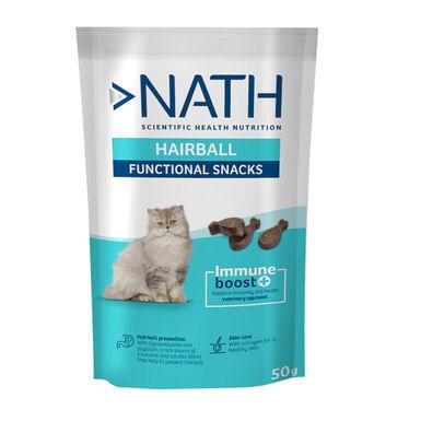 Nath Adult Hairball 50 gr Sanck para Gato