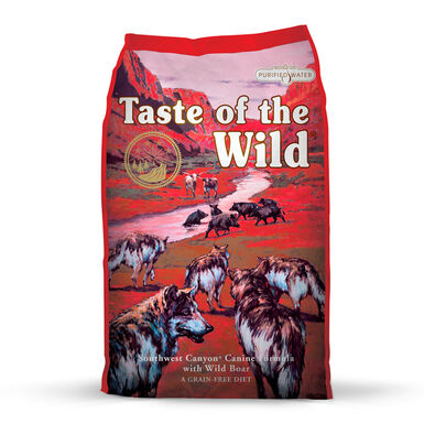 Taste of the Wild Southwest Canyon 12.2 kg