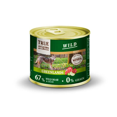 True Origins Wild lata Greendlands 200 g