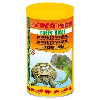 Sera Raffy Vital alimento para reptiles herbívoros