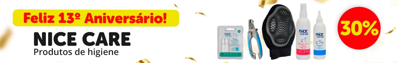 30% na marca Nice Care
