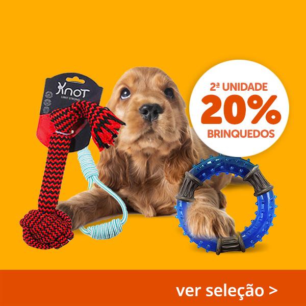 2ª al 20% selección juguetes Perro