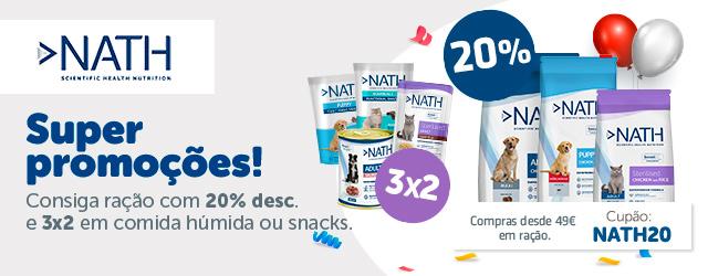 Nath - 20% en pienso Nath