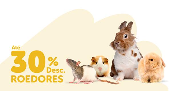 Descontos roedores