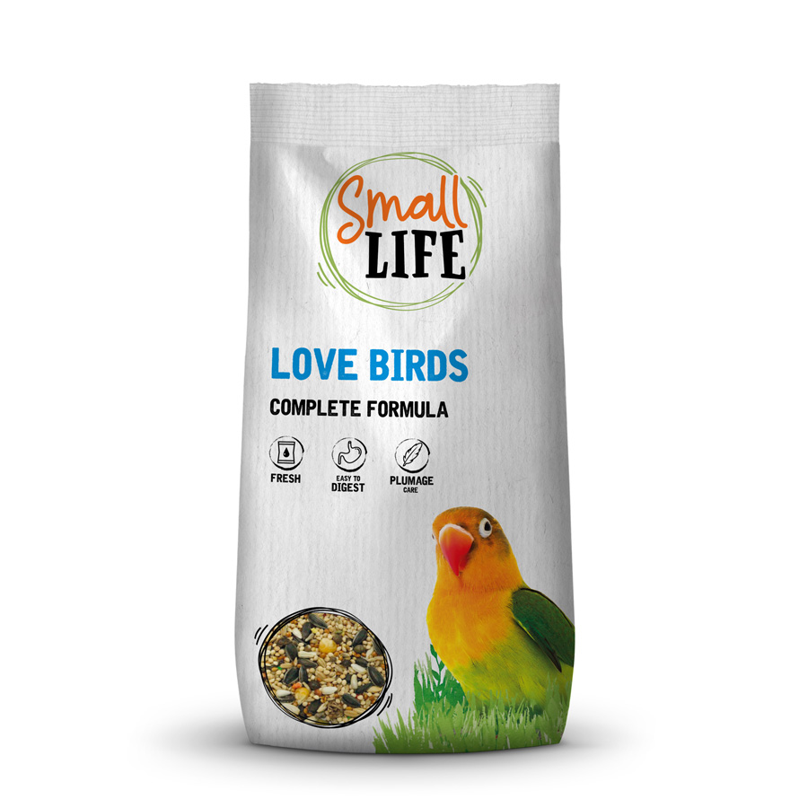 Alimento Small Life para agapornis 1 kg image number null