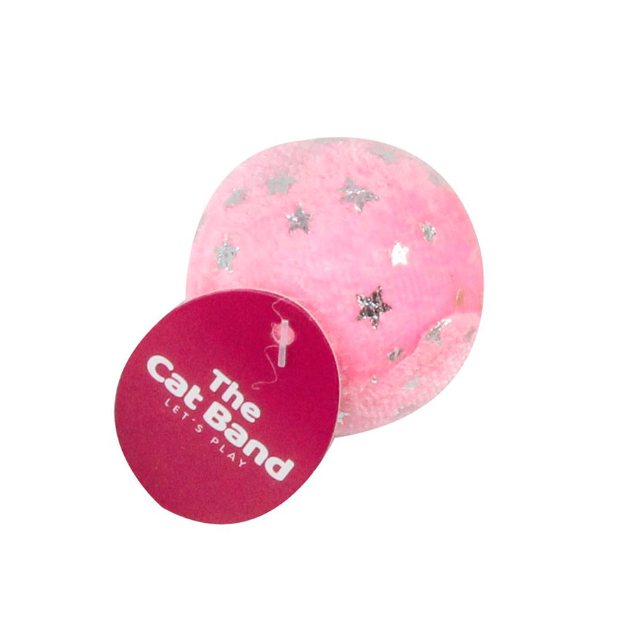 Brinquedo Star Ball The Cat Band para gato, , large image number null