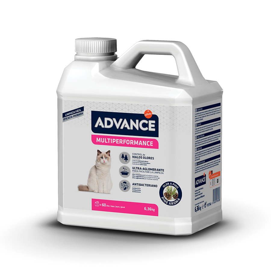 Areia Multiperformance Advance 6,4 kg, , large image number null