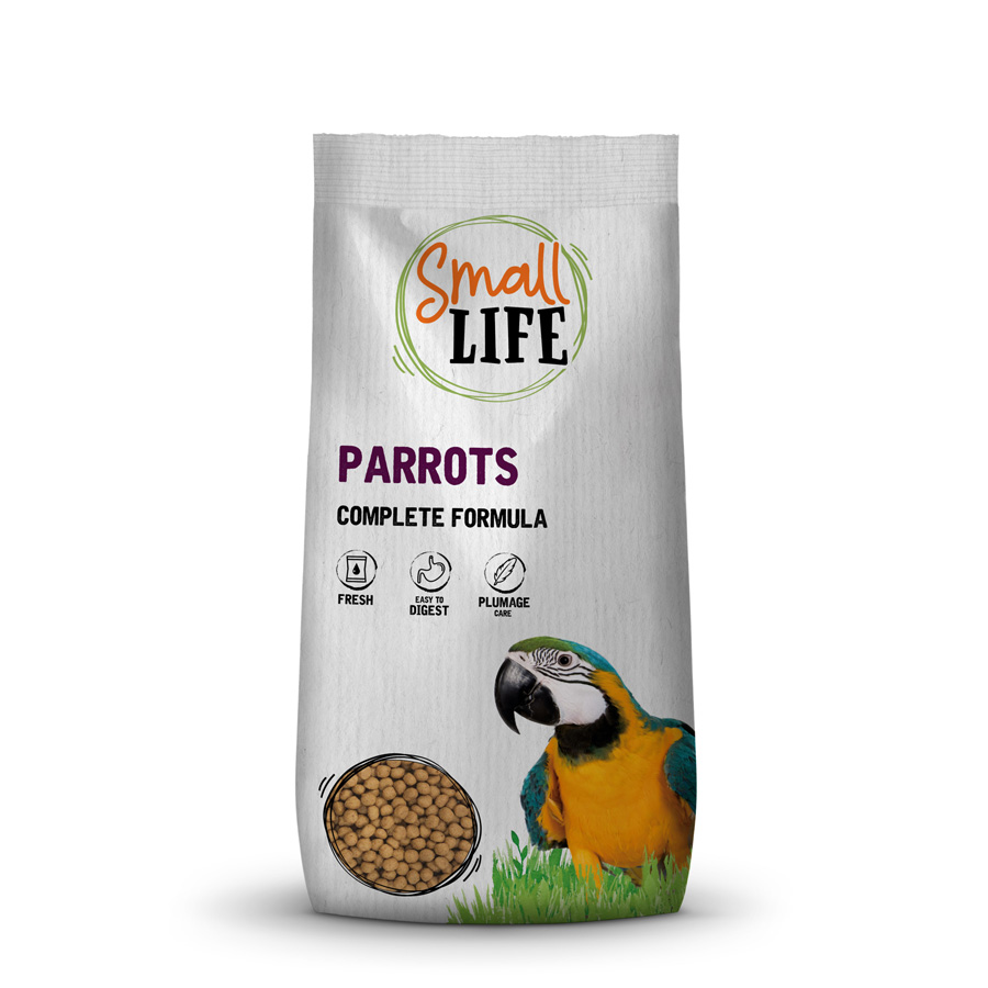 Small Life Pienso para Loro 580 gr image number null
