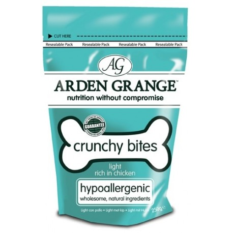 Arden Grange Snacks Crunchy Bites Light para cão, , large image number null