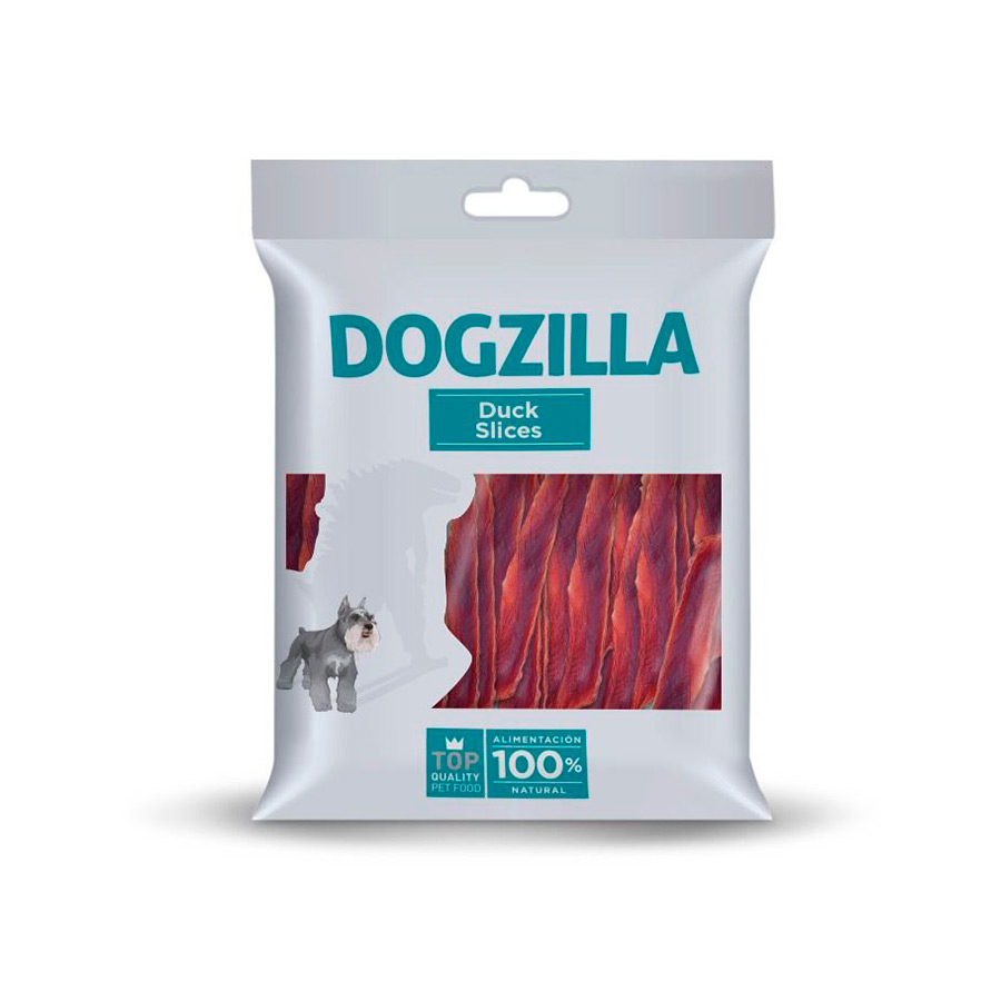 Tiras de pato Dogzilla 90 g, , large image number null