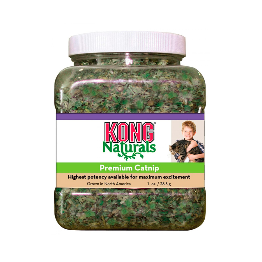 Hierbas Catnip de KONG 56,7 gr, , large image number null