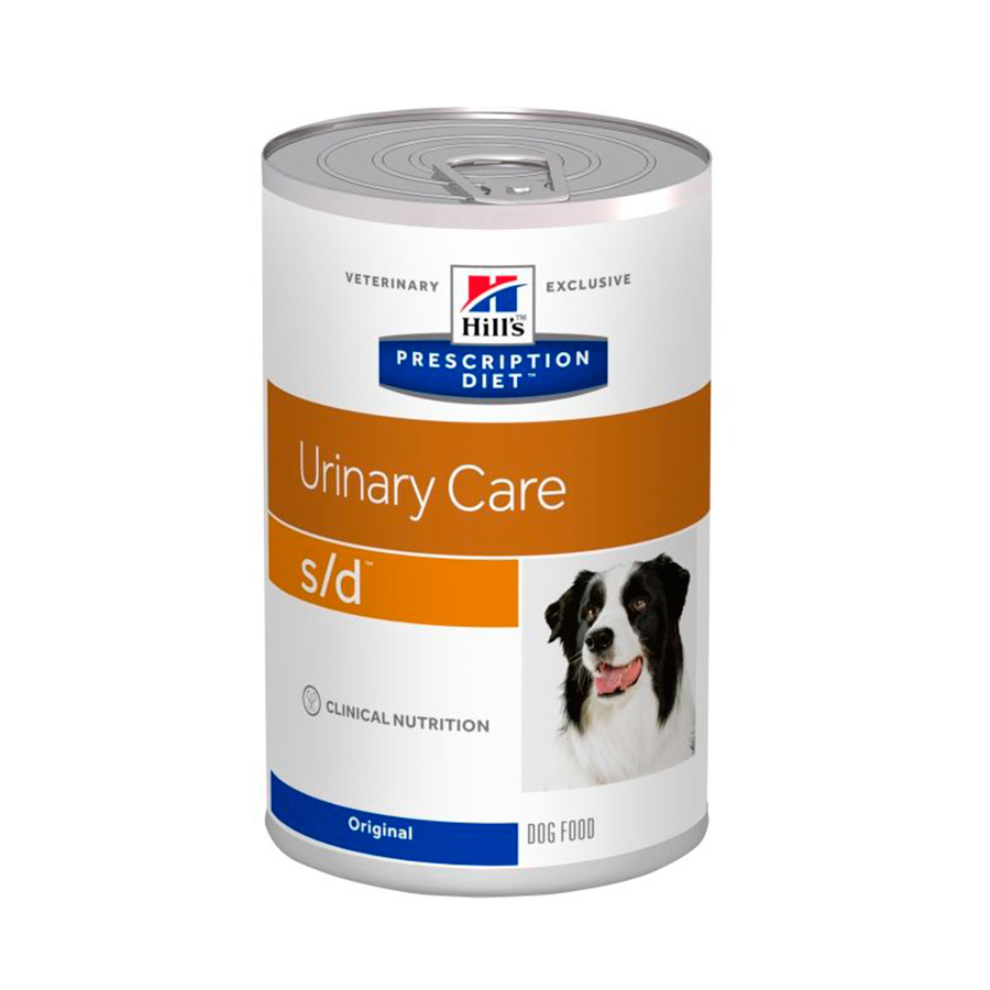 Hill's Lata Prescription Diet s/d canine 370 gr, , large image number null