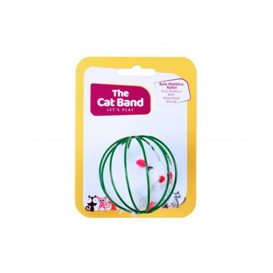Brinquedo Rack Mouse The Cat Band para gato, , large image number null