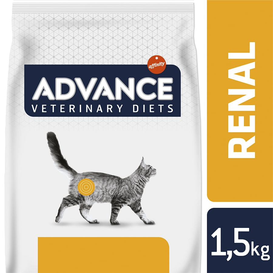 Affinity Advance Veterinary Diet Feline Renal 1,5 kg image number null