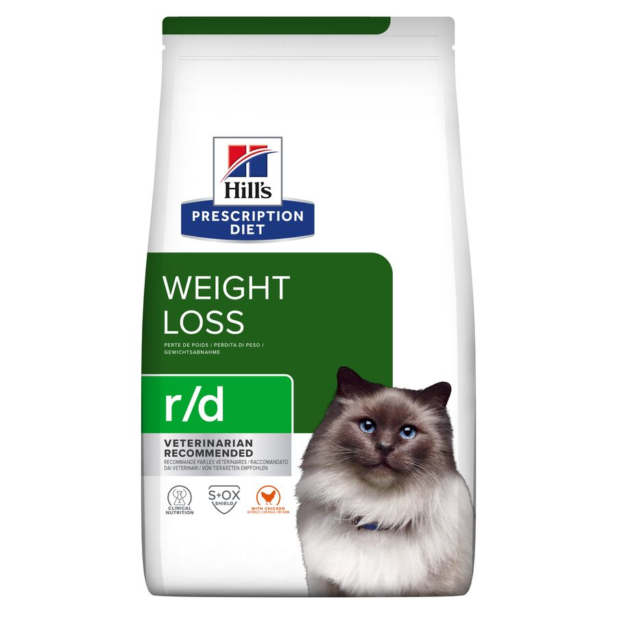 Hill's Feline Prescription Diet r/d 5 kg, , large image number null