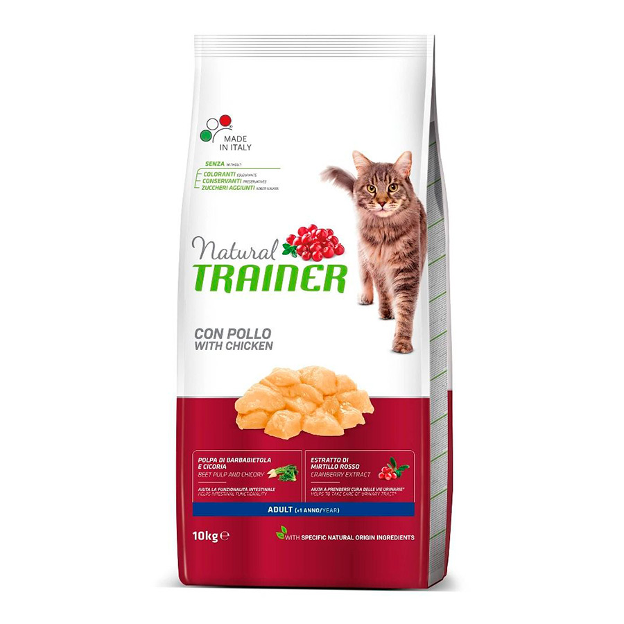 Natural Trainer Cat Adult frango, , large image number null