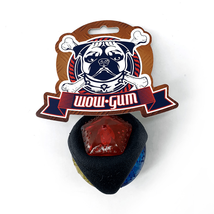 Pelota Wow Gum Neon Ball, , large image number null